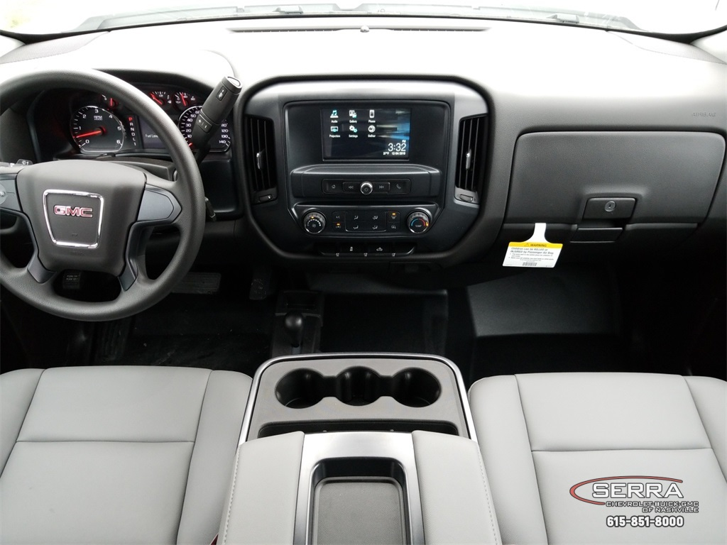 2018 Sierra 2500 Extended Cab 4x4,  Warner Service Body #C81686 - photo 33