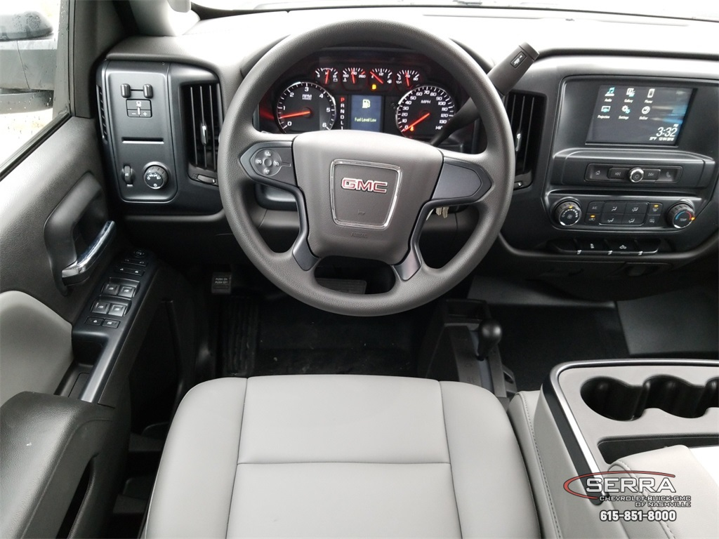 2018 Sierra 2500 Extended Cab 4x4,  Warner Service Body #C81686 - photo 34