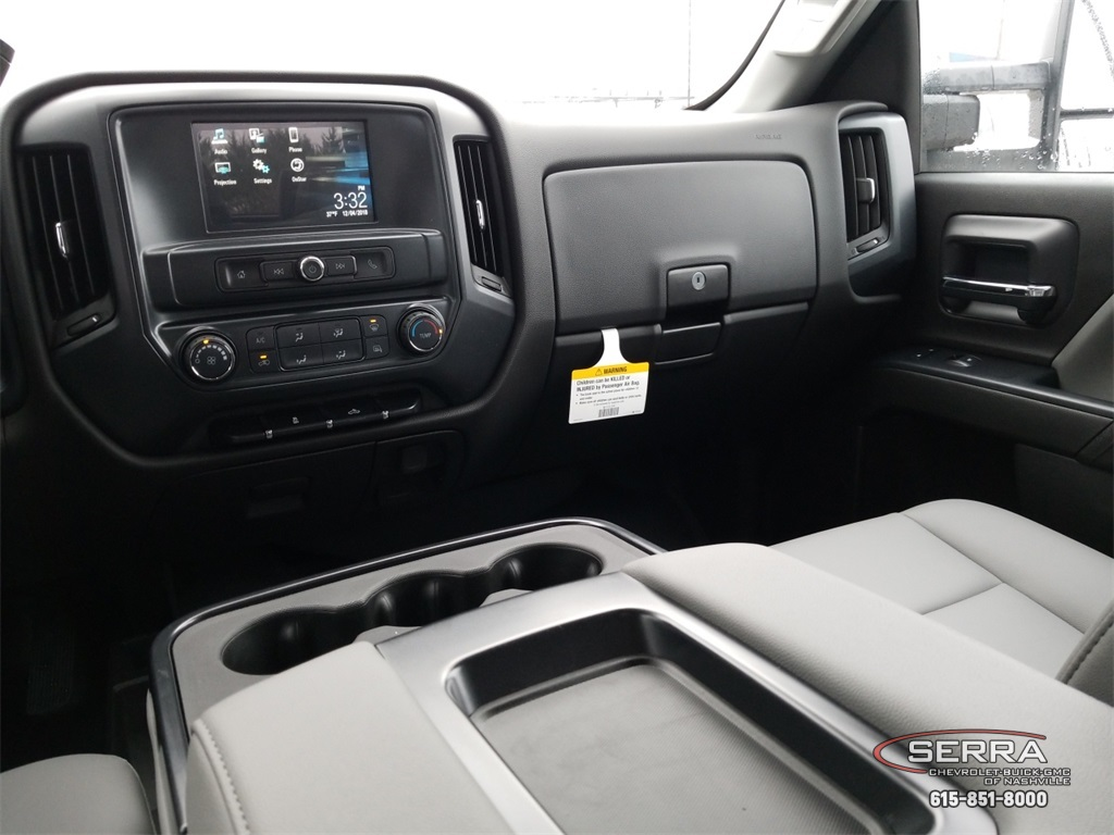 2018 Sierra 2500 Extended Cab 4x4,  Warner Service Body #C81686 - photo 35