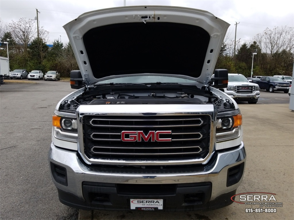 2018 Sierra 2500 Extended Cab 4x4,  Warner Select II Service Body #C81686 - photo 51