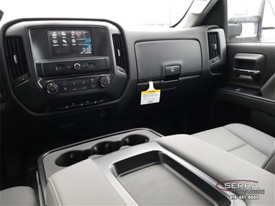 2018 Sierra 2500 Extended Cab 4x4,  Warner Select II Service Body #C81686 - photo 34