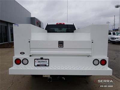 2018 Sierra 2500 Extended Cab 4x4,  Warner Select II Service Body #C81686 - photo 7