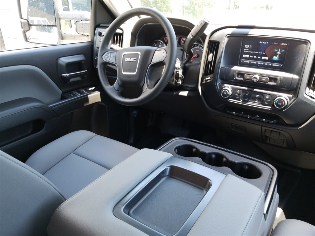 2018 Sierra 2500 Extended Cab 4x4,  Warner Select II Service Body #C81698 - photo 40