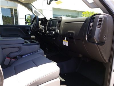 2018 Sierra 2500 Extended Cab 4x4,  Warner Select II Service Body #C81698 - photo 28