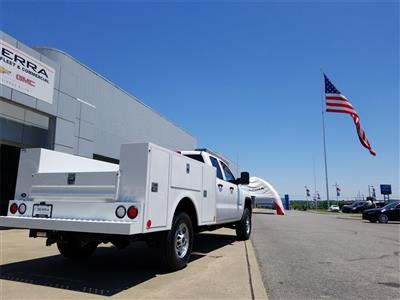 2018 Sierra 2500 Extended Cab 4x4,  Warner Select II Service Body #C81698 - photo 10