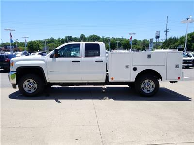 2018 Sierra 2500 Extended Cab 4x4,  Warner Select II Service Body #C81698 - photo 5