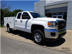 2018 Sierra 2500 Extended Cab 4x4,  Warner Select II Service Body #C81698 - photo 1