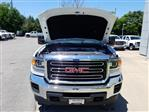 2018 Sierra 2500 Extended Cab 4x4,  Warner Select II Service Body #C81698 - photo 21