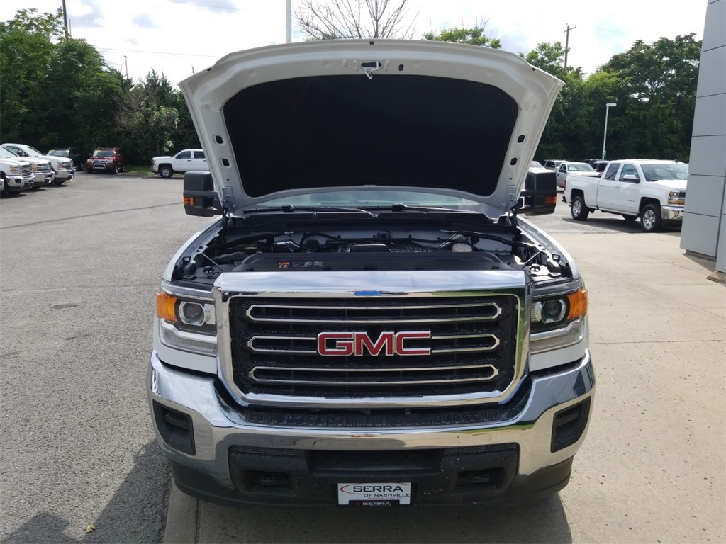 2018 Sierra 2500 Extended Cab 4x2,  Reading Service Body #C81710 - photo 19