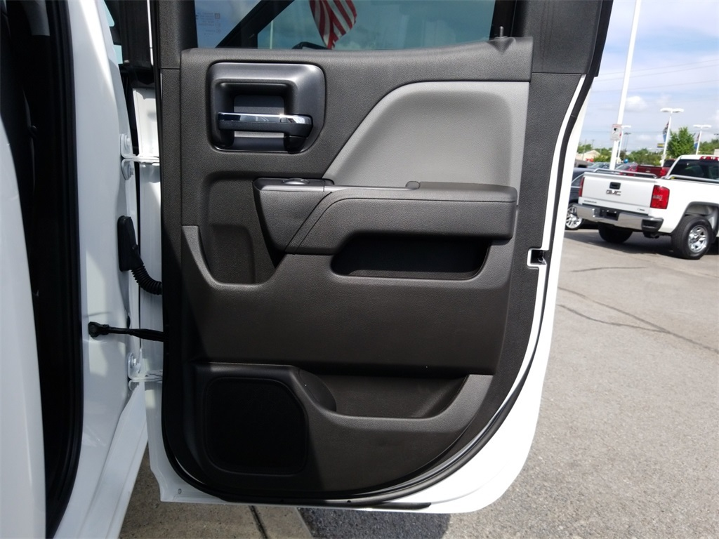 2018 Sierra 2500 Extended Cab 4x2,  Reading Service Body #C81710 - photo 25