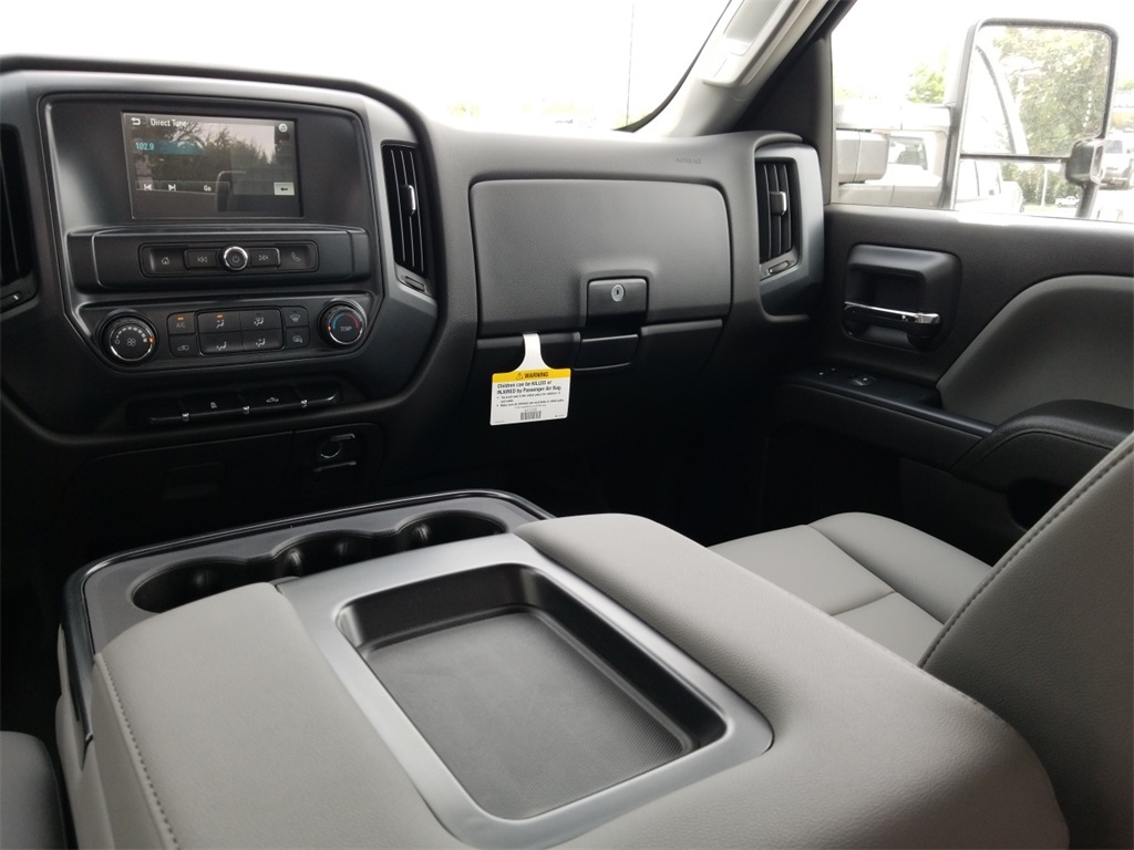 2018 Sierra 2500 Extended Cab 4x2,  Reading Service Body #C81710 - photo 37
