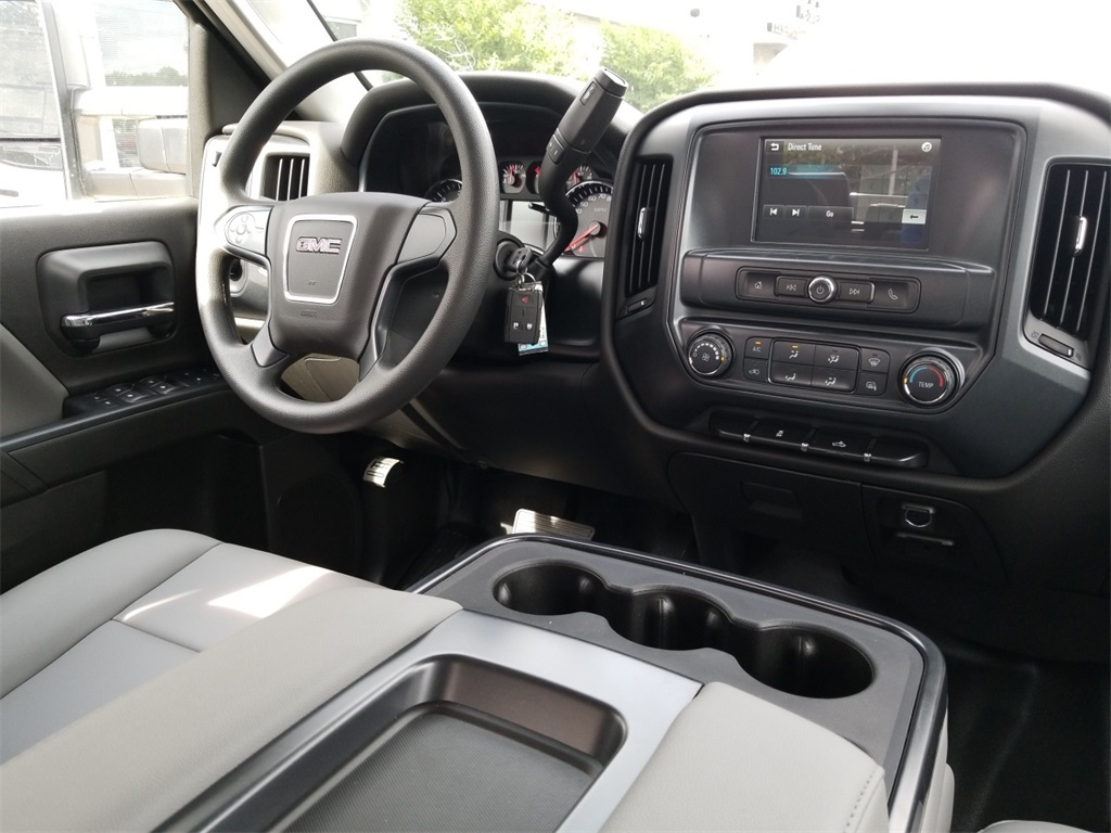 2018 Sierra 2500 Extended Cab 4x2,  Reading Service Body #C81710 - photo 38
