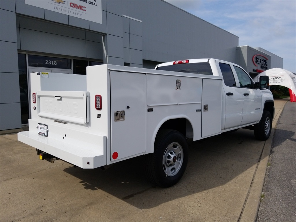 2018 Sierra 2500 Extended Cab 4x2,  Reading Service Body #C81710 - photo 2