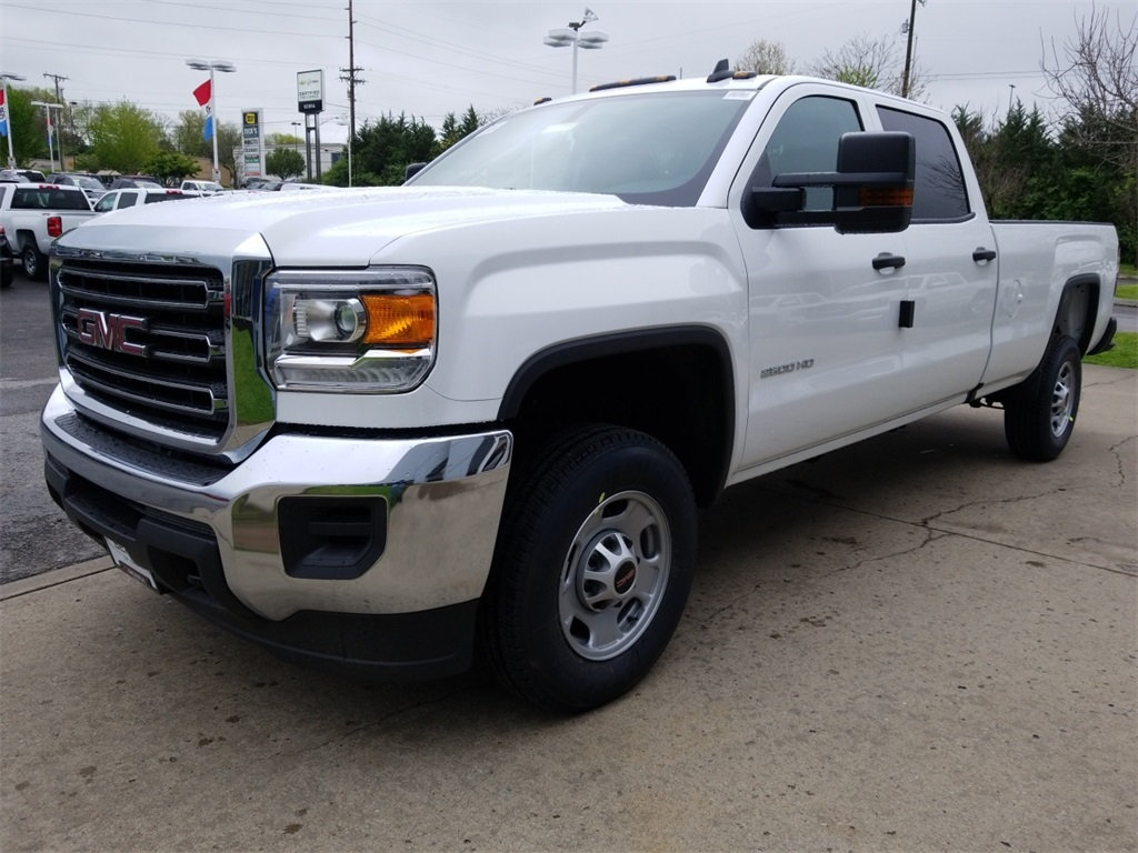 2018 Sierra 2500 Crew Cab, Pickup #C81748 - photo 1