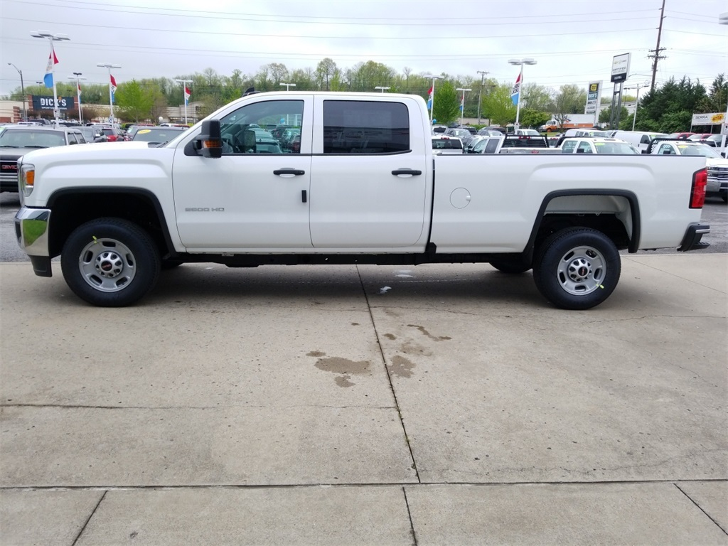 2018 Sierra 2500 Crew Cab, Pickup #C81748 - photo 5