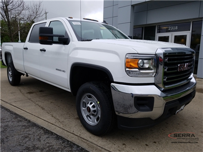 2018 Sierra 2500 Crew Cab, Pickup #C81748 - photo 3