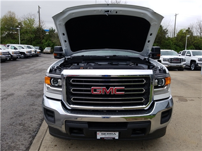 2018 Sierra 2500 Crew Cab, Pickup #C81748 - photo 18