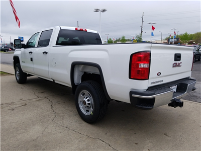2018 Sierra 2500 Crew Cab, Pickup #C81748 - photo 2