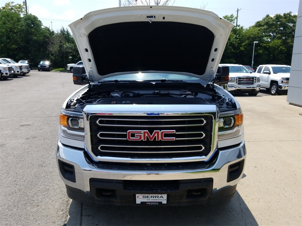 2018 Sierra 2500 Extended Cab 4x2,  Warner Select II Service Body #C81860 - photo 19