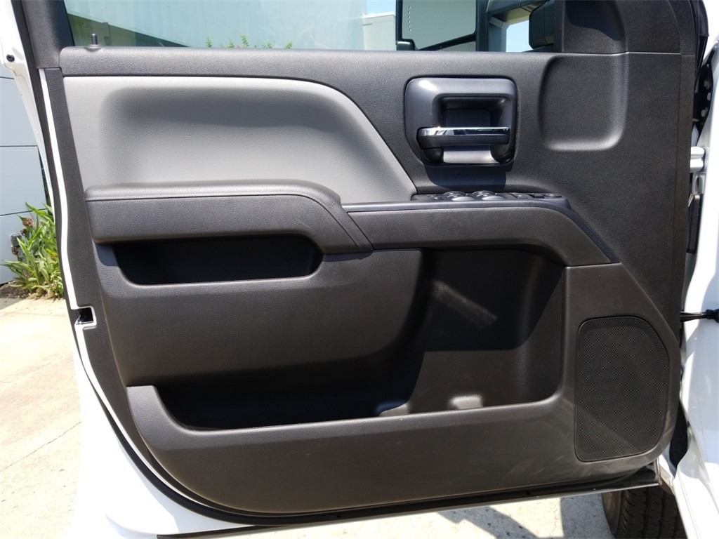 2018 Sierra 2500 Extended Cab 4x2,  Warner Select II Service Body #C81860 - photo 22