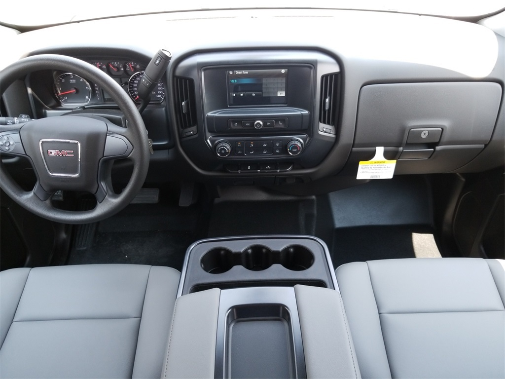 2018 Sierra 2500 Extended Cab 4x2,  Warner Select II Service Body #C81860 - photo 35
