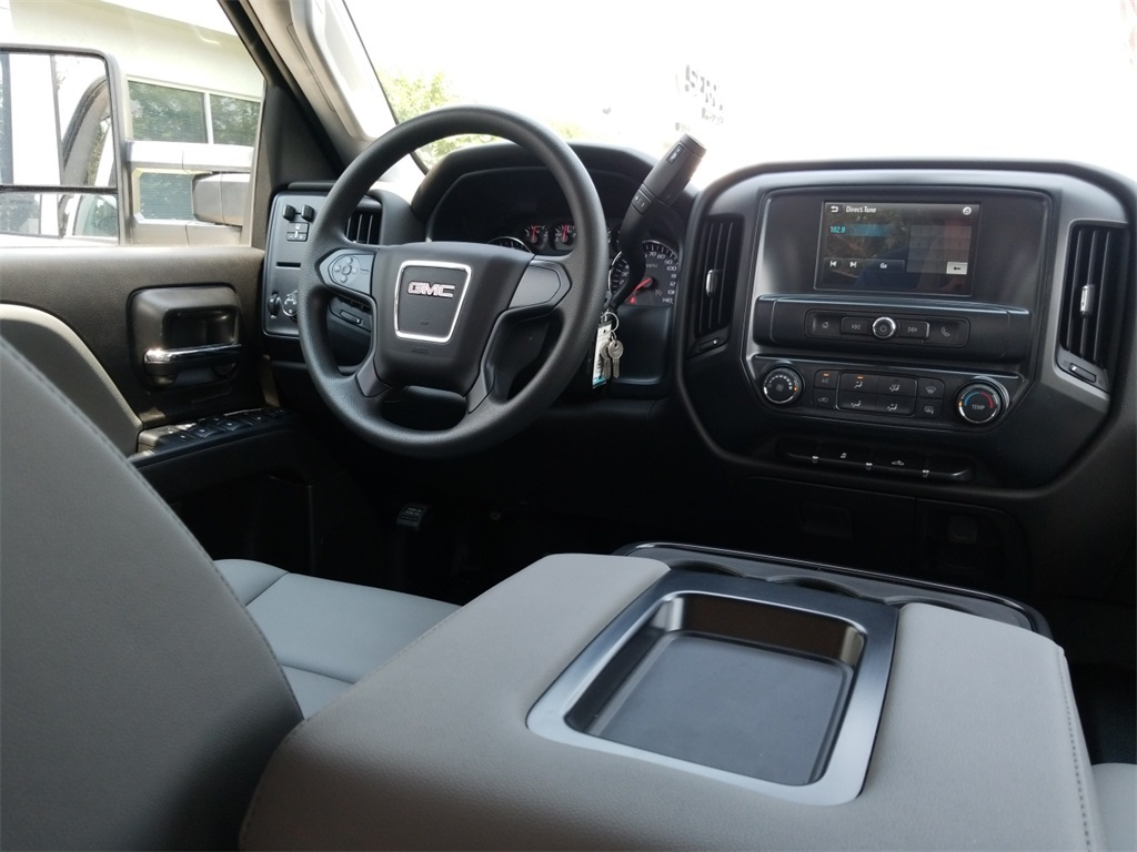 2018 Sierra 2500 Extended Cab 4x2,  Warner Select II Service Body #C81860 - photo 38