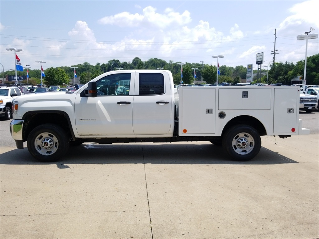2018 Sierra 2500 Extended Cab 4x2,  Warner Service Body #C81860 - photo 5
