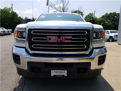 2018 Sierra 2500 Extended Cab 4x2,  Warner Select II Service Body #C81860 - photo 3
