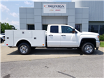 2018 Sierra 2500 Extended Cab 4x2,  Warner Select II Service Body #C81860 - photo 8