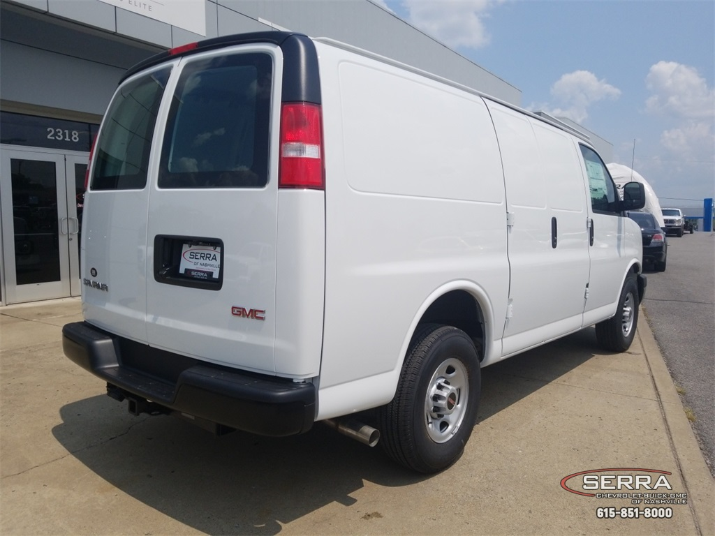 2018 Savana 2500 4x2,  Empty Cargo Van #C82487 - photo 11