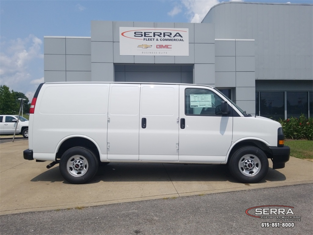 2018 Savana 2500 4x2,  Empty Cargo Van #C82487 - photo 12
