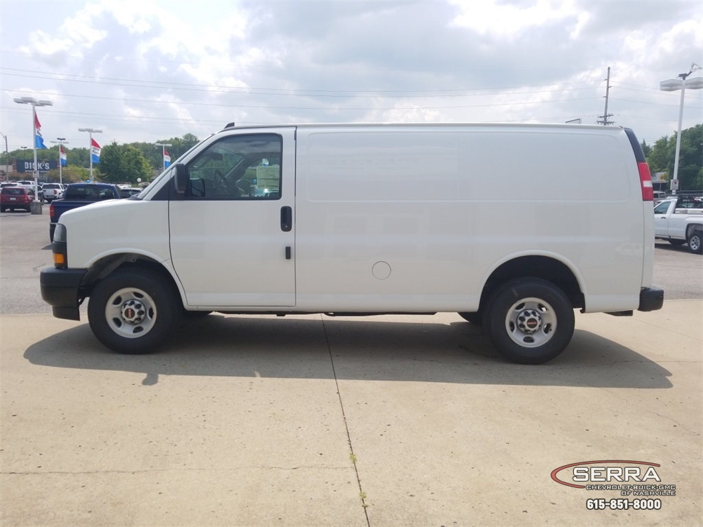 2018 Savana 2500 4x2,  Empty Cargo Van #C82487 - photo 5