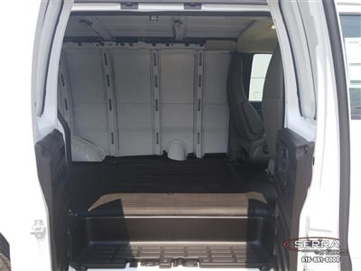 2018 Savana 2500 4x2,  Empty Cargo Van #C82487 - photo 21