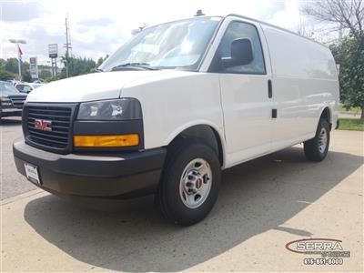 2018 Savana 2500 4x2,  Empty Cargo Van #C82487 - photo 4
