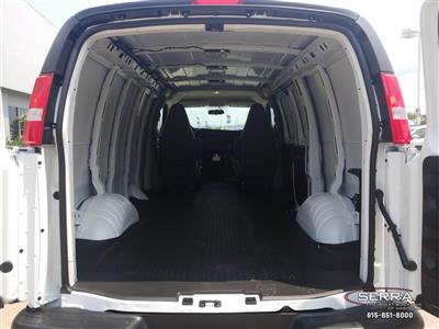 2018 Savana 2500 4x2,  Empty Cargo Van #C82487 - photo 2