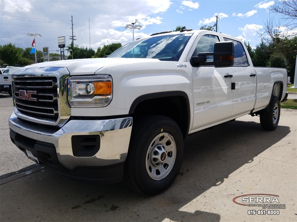 2019 Sierra 2500 Crew Cab 4x4,  Pickup #C92245 - photo 4