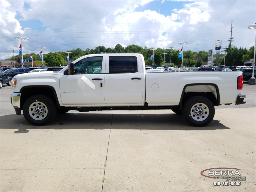 2019 Sierra 2500 Crew Cab 4x4,  Pickup #C92245 - photo 5