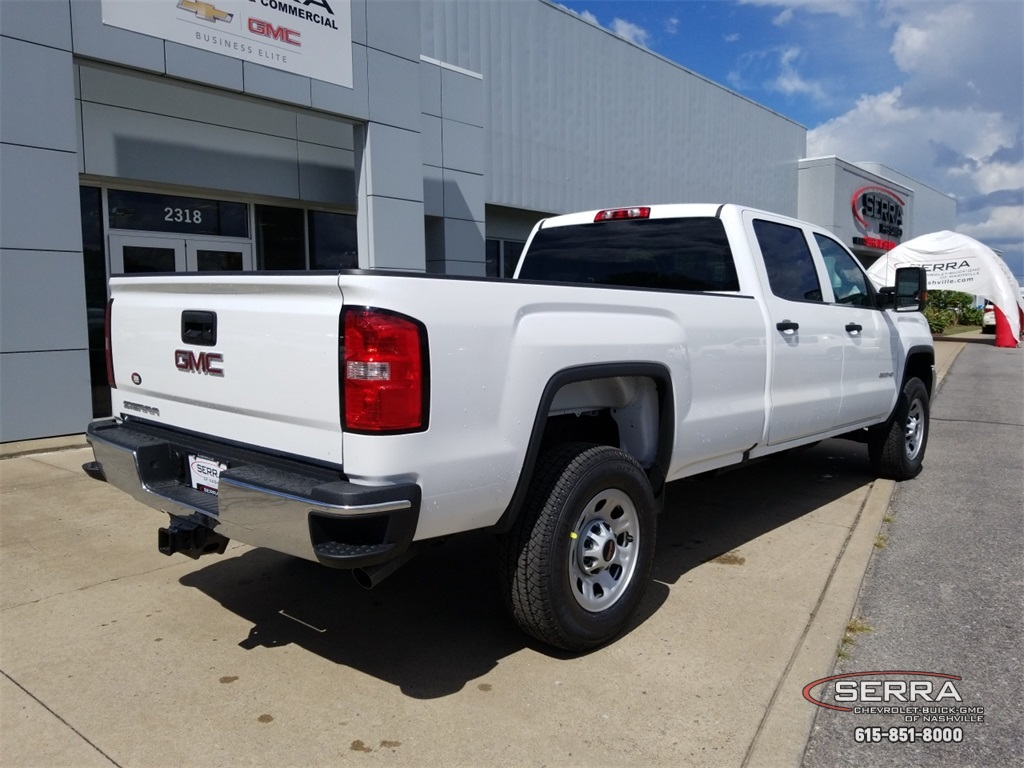 2019 Sierra 2500 Crew Cab 4x4,  Pickup #C92245 - photo 2