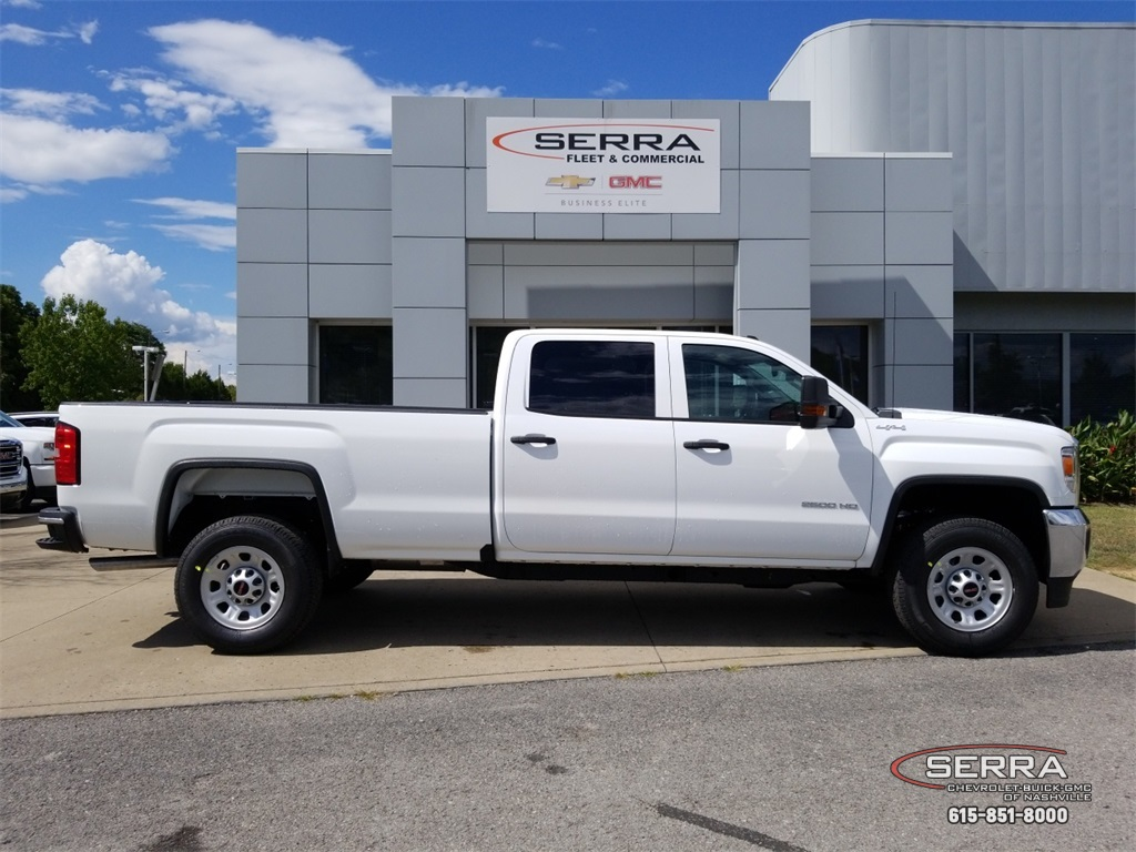 2019 Sierra 2500 Crew Cab 4x4,  Pickup #C92245 - photo 8