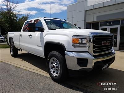2019 Sierra 2500 Crew Cab 4x4,  Pickup #C92245 - photo 1