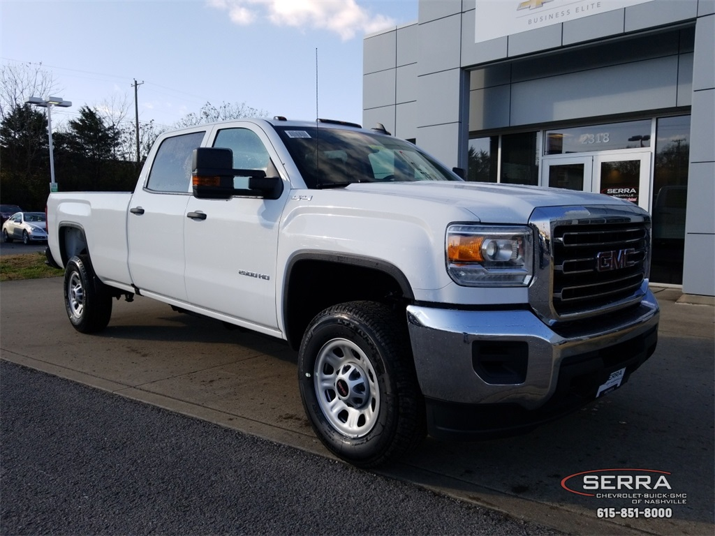 2019 Sierra 2500 Crew Cab 4x4,  Pickup #C92334 - photo 1