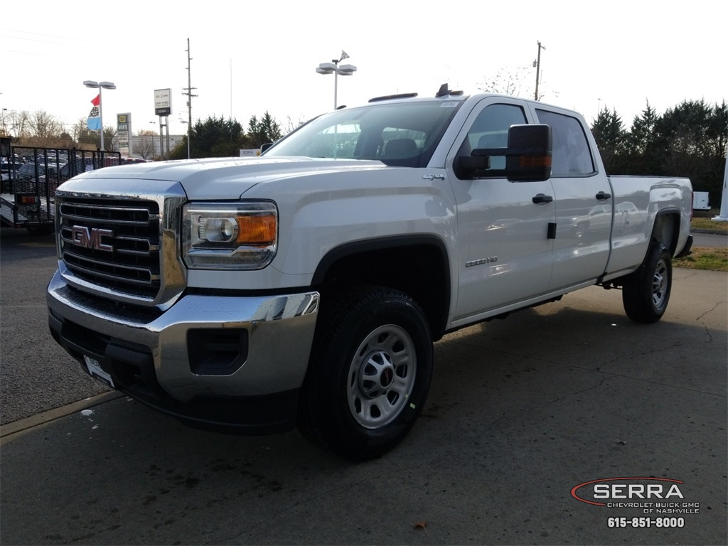 2019 Sierra 2500 Crew Cab 4x4,  Pickup #C92334 - photo 4