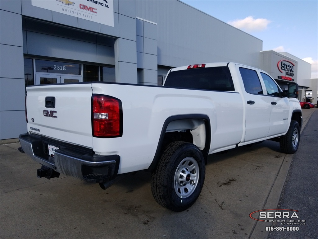 2019 Sierra 2500 Crew Cab 4x4,  Pickup #C92334 - photo 2