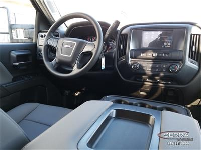 2019 Sierra 2500 Crew Cab 4x4,  Pickup #C92334 - photo 36