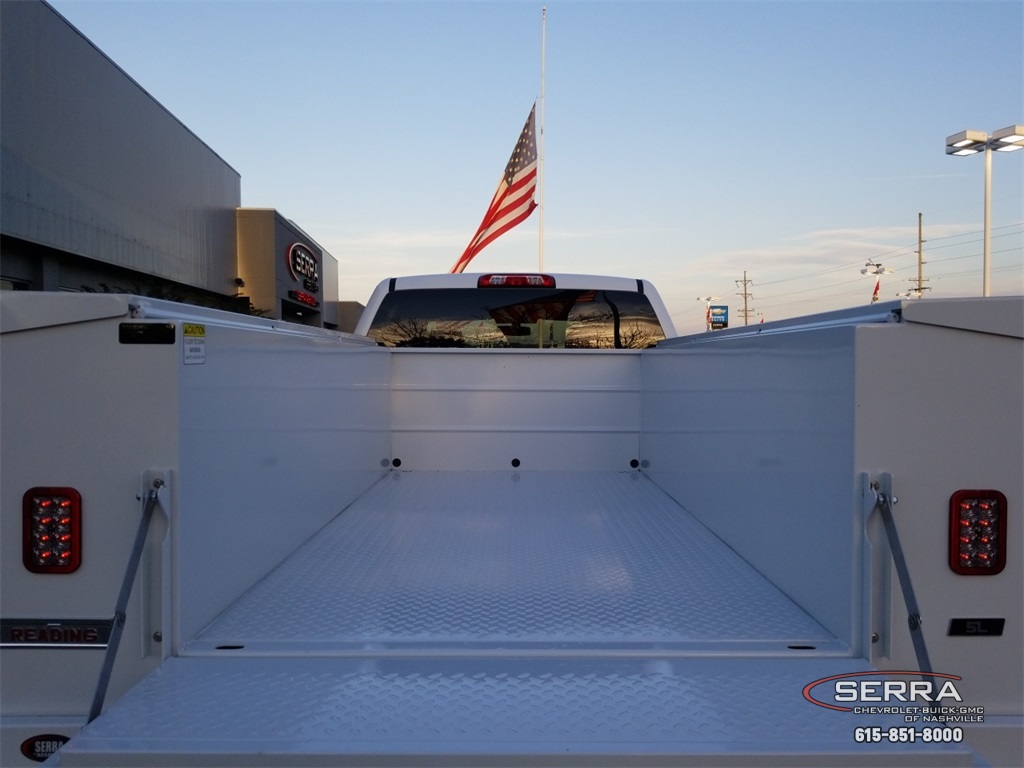2019 Sierra 2500 Crew Cab 4x2,  Service Body #C92412 - photo 13