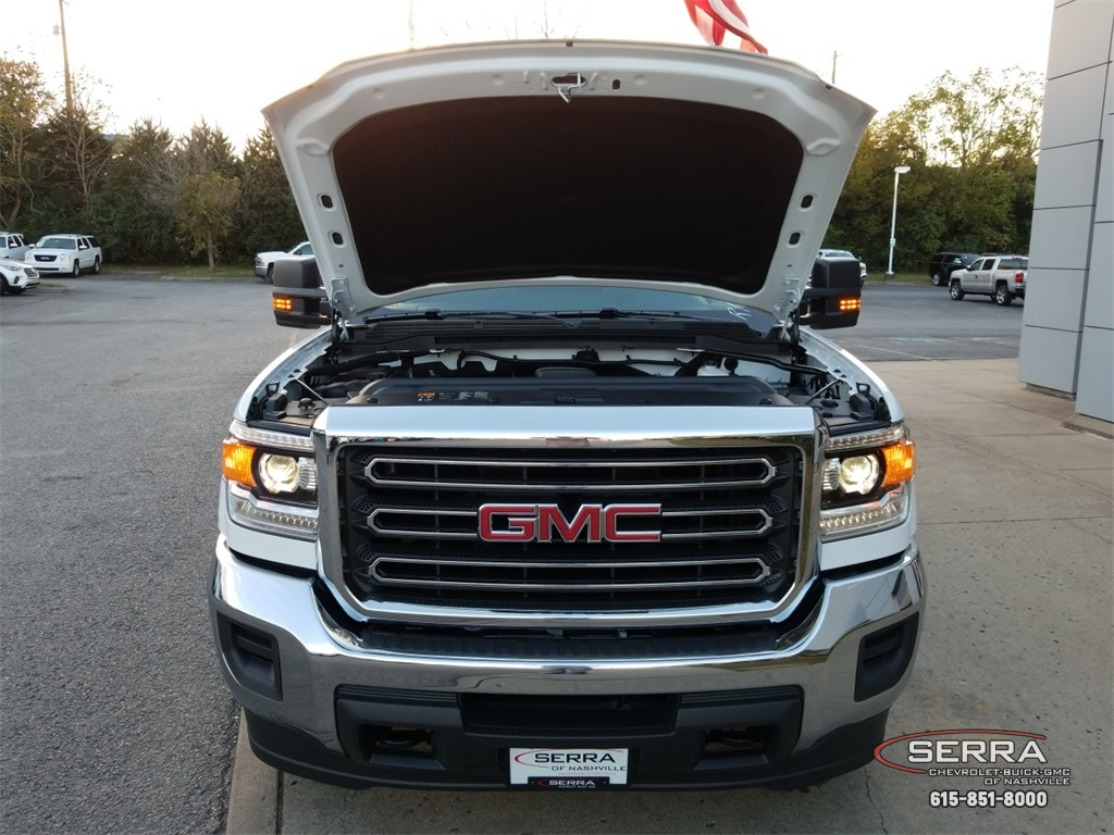2019 Sierra 2500 Crew Cab 4x2,  Reading SL Service Body #C92412 - photo 18