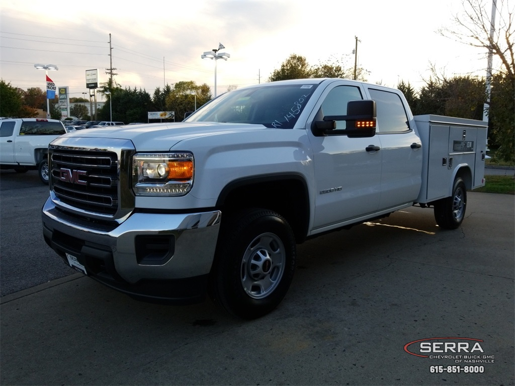 2019 Sierra 2500 Crew Cab 4x2,  Service Body #C92412 - photo 4