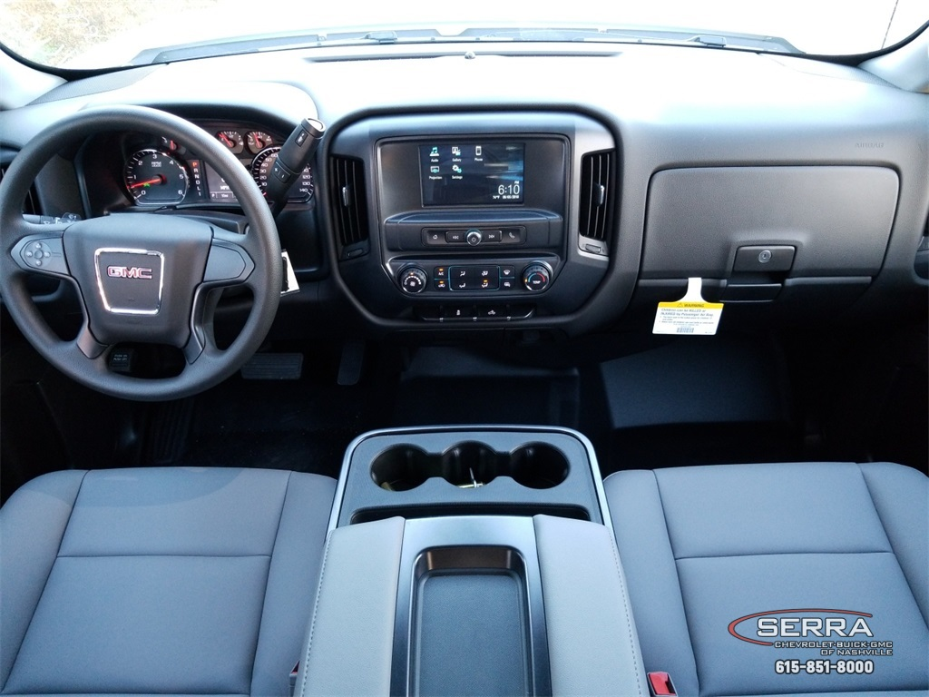 2019 Sierra 2500 Crew Cab 4x2,  Reading SL Service Body #C92412 - photo 35