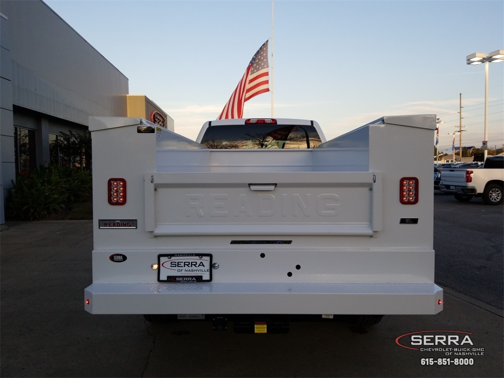 2019 Sierra 2500 Crew Cab 4x2,  Service Body #C92412 - photo 7