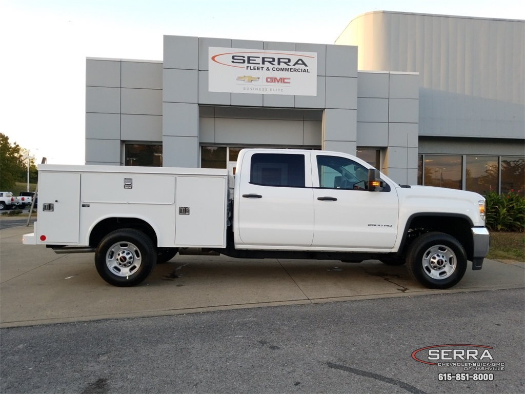2019 Sierra 2500 Crew Cab 4x2,  Service Body #C92412 - photo 8